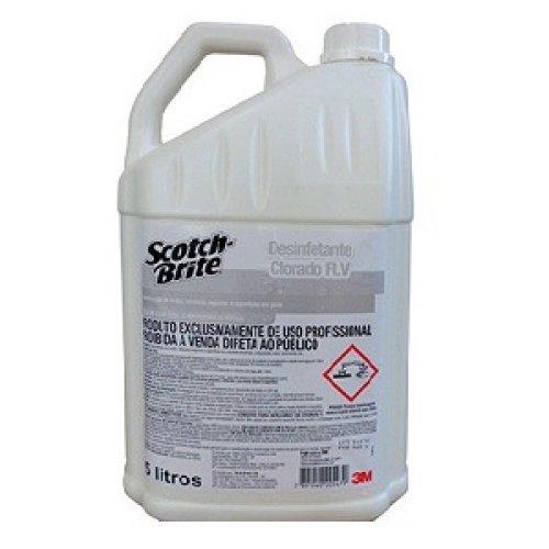 Desinfectante Clorado FLV Scotch Brite (5 lts)
